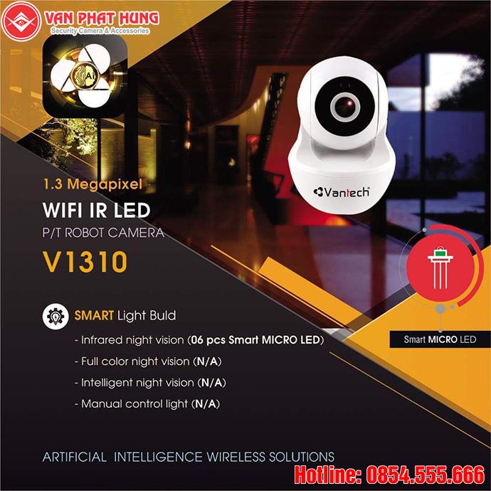 Camera AI Vantech AI-V2020